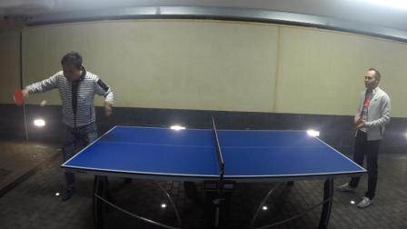 王涛的乒乓球传说, 伊内斯塔都无语了