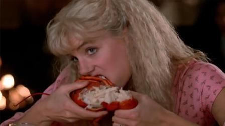 几分钟看完女孩连壳一起吃的奇幻爱情片《美人鱼》