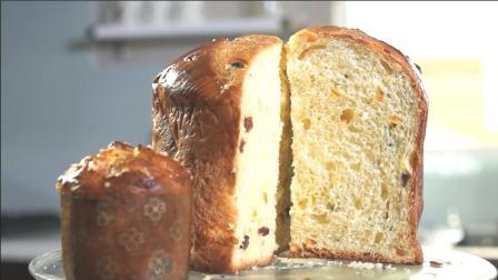 【免费配方分享】Panettone意大利圣诞面包, 一起玩烘焙