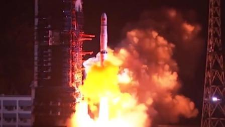 超燃! 1分钟回顾中国探月工程!