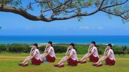 经典8步广场舞《中国好姑娘》千里牡丹香, 舞步优美大方真好看!