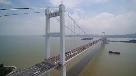 中国第一座修建最早的跨海大桥