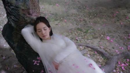 三生三世十里桃花:杨幂在桃林睡了五日,白真看了都心动