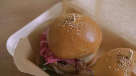 【世界美食汇】Brioche汉堡面包胚 - Brioche Burger Buns