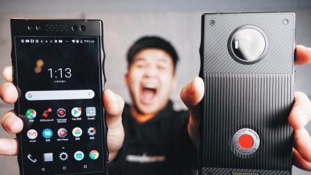 14000元的失败手机——RED HYDROGEN ONE