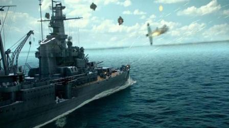 印第安纳波利斯号:勇者无惧 揭开二战不为人知的!一个决定性的错误,造成美国海军史上最大海难