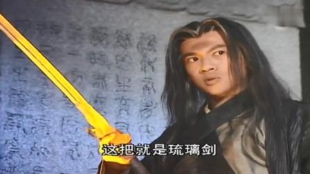 名剑山庄毁于一旦,易天行取出暗藏多年的琉璃剑,于是复仇开始了