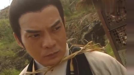 碧血剑: 金蛇郎君夏雪宜大战贼道人玉真子! 金蛇剑出鞘时刻, 真的是太帅了~