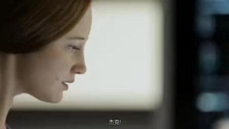 电影《遗落战境》片段, 高科技无人机……