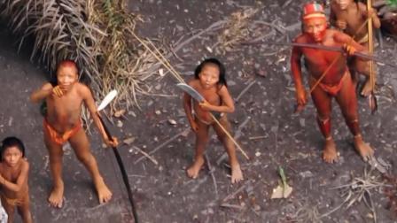 被称为世界上最危险的岛, 与世隔绝6万年的原始部落, 会杀死擅闯者