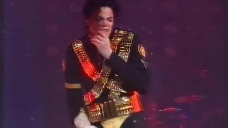 【迈克尔·杰克逊】1996文莱皇家演唱会: 经典神曲配狂野舞姿大饱眼福