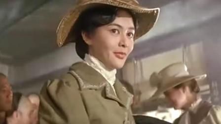 李连杰和关之琳合作的第一部影片《黄飞鸿之壮志凌云》