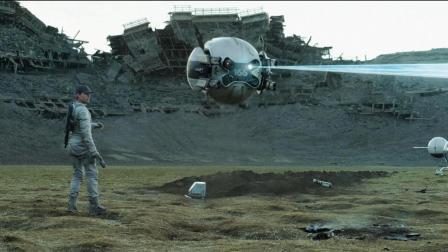 6分钟看经典科幻大片《遗落战境》, 男子发现自己是克隆人, 竟然为外星人工作多年