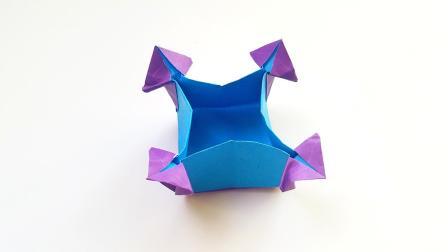 折纸王子折纸首饰盒