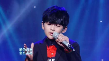 张杰算什么, 11岁小男孩一首《逆战》高音太惊艳, 嗓音无人能及