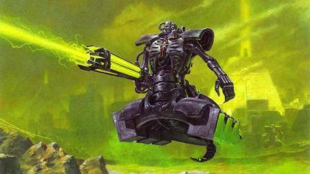 (双尾彗星)战锤40K: 机械神教 第4期: 死灵毁灭者