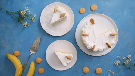用饼干烘焙, 香草奶油蛋糕