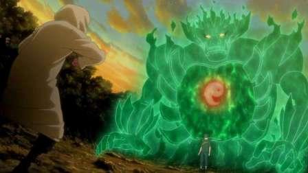 火影忍者: 最强的须佐能乎之一, 首个绿色须佐!