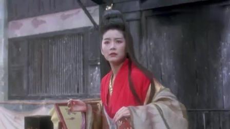 这部电影, 真的是香港武侠电影最辉煌的时候, 青霞饮酒!