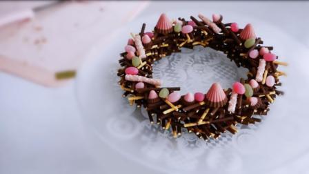 【免费配方】你是否也想有如此美丽的圣诞花环? 一起DIY吧!