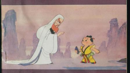 豆瓣9.1分, 中国动画的巅峰之作, 5分钟带你重温儿时《天书奇谭》