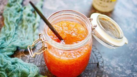 自制蜂蜜柚子茶, 实拍蜂蜜柚子茶的制作方法和步骤, 原来如此简单!