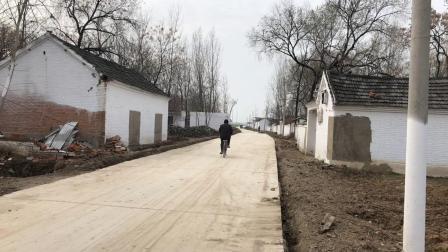 安徽阜阳: 实拍皖北农村, 路修好了却没能留住人, 很多人都搬走了