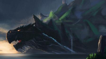 这个神兽乃龙子, 能撼动五岳却斗不过大禹, 驮着功德碑负重千年