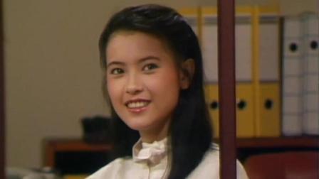 黄日华在办公室打拳被蓝洁瑛调笑, 他还挺不好意思的
