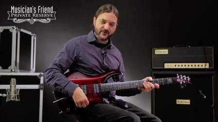 Music Man John Petrucci Monarchy Majesty 试听测评