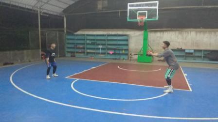 打篮球反应能力不快, 可这样简单练习提高! 云风篮球
