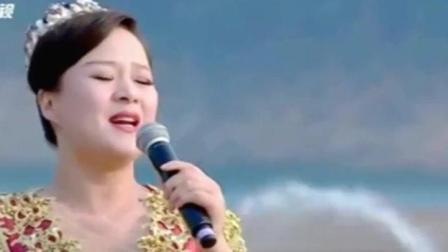 中国情歌汇: 她是女儿身, 男声惊艳全场, 《西海