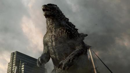 大自然的守护神哥斯拉觉醒, 大战怪兽穆托拯救人类!