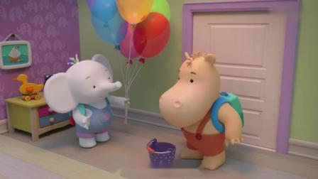 缇娜托尼:缇娜和托尼,要去摘美味的蘑菇和新鲜的蓝莓!