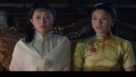 战火四千金:为了保护女儿们,陈先生送她们离开,女儿却不理解!