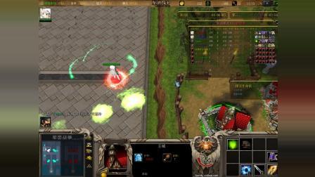 魔兽RPG 军团战争 5 这手11就很迷 弱7就是弱11?