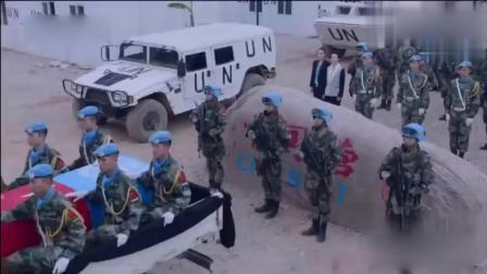 维和步兵营: 感动13亿中国人的时辰, 中国士兵非洲救战友牺牲