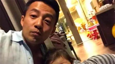 汪小菲带汪希玥去买蛋糕, 付款时仍舍不得放下女儿, 网友: 团宠