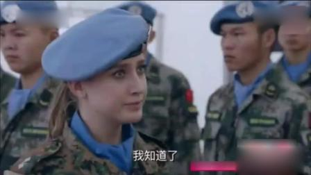 维和步兵营: 全体士兵送岳东明魂归故里, 准将当场表扬中国士兵
