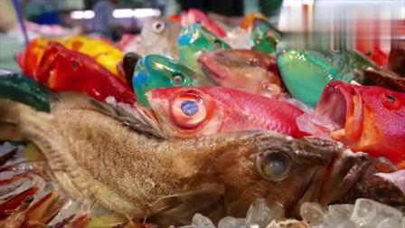 风味人间: 八爪鱼刺身, 够吃一口的生鱼片