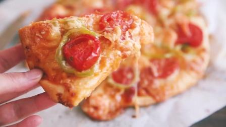 鲜虾披萨 好吃到停不下来