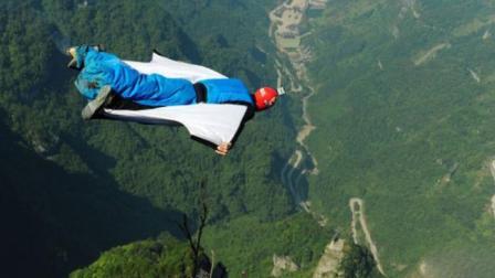 最危险的极限运动之一, 每年很多人因此殒命, 连创始人都摔死了