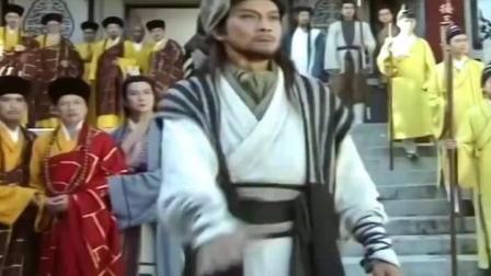 天龙八部: 我乔峰想救的人, 哪个能够拦得住, 就凭你这星宿老怪?