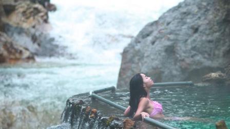 世界上最神奇的温泉, 能喝还能治病! 就在我国此