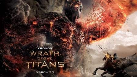 宙斯大战泰坦之王克洛诺斯, 诸神之怒精彩片段!