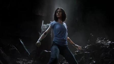 《阿丽塔: 战斗天使》中国定制版预告