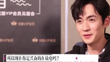 朱一龙受访: 我胜负欲有点强 做艺人不怕被误解