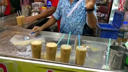 开挂般的印度小哥: 哥冲的就不是奶茶, 是寂寞!