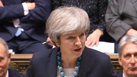已预料到会惨败 特蕾莎梅宣布推迟脱欧协议投票