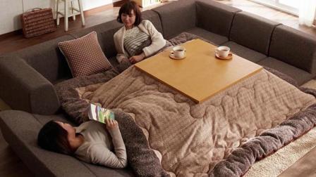 寒冷的冬天日本没有暖气设备是如何取暖的? 这种神器日本随处可见